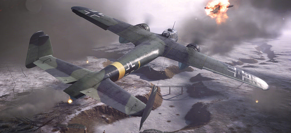 World War 2 Air Fronts